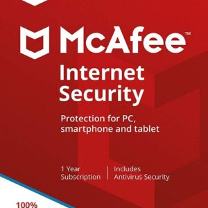 McAfee Internet Security 1 Device